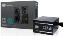 Cooler Master MWE Bronze 450W Power Supply